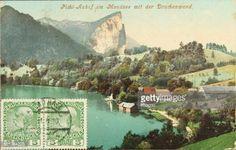 Pichl-Auhof (Innerschwand) at Mondsee. Postcard. About 1905.... #pichl: Pichl-Auhof (Innerschwand) at Mondsee. Postcard. About… #pichl
