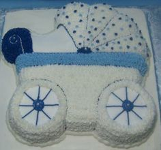 baby buggy cake | Touch Of Cake - Our Cakes