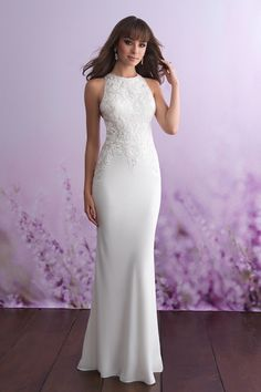 Fitted Wedding Gown, Wedding Gowns, Allure Romance, Bridal Dresses, Bridesmaid Dresses, Older Bride, Wedding Dress Pictures, Dress Out, Bridal Boutique