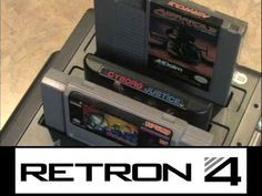 Retro Gaming Still Kicking: RetroN 4 Multi-System Console Adds GBA, HDMI Capabilities