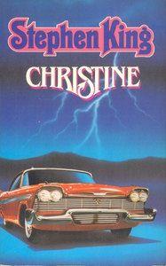 Christine is één van de geweldige verhalen van Stephen King die verfilmd zijn. Net als bijvoorbeeld The Shining, Firestarter, Stand by me, The Shawshank Redemption, Misery, Dreamcatcher, Cujo, It, Storm of the century, Children of the corn, Carrie, The dead zone. Stuk voor stuk bloedstollend spannende verhalen en films. Allemaal gelezen!