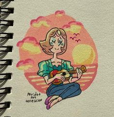 Character Design Inspiration, Creative Inspiration, Pearl Steven, Steven Universe Comic, Space Aliens, Cool Art Projects, Animated Cartoons, Drawing Poses, Little Books