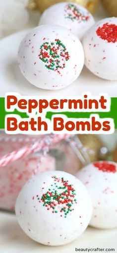 This Christmas bath bomb recipe uses easy, all natural ingredients. Make these fun holiday bath bombs as a DIY gift! via DIY Candy Cane Bath Bombs- If you want a fun way to relax this win. Diy Holiday Gifts, Homemade Christmas Gifts, Homemade Gifts, Christmas Diy, Easy Gifts, Christmas Bath Bombs, Diy Beauty Christmas Gifts, Christmas Recipes, Wine Bottle Crafts
