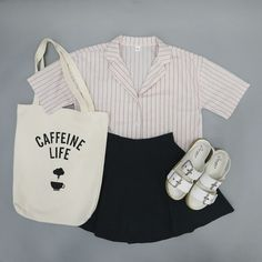 awesome Korean Fashion Sets by http://www.newfashiontrends.pw/korean-fashion-styles/korean-fashion-sets-5/