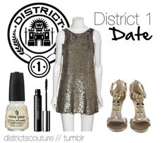 Hunger Games Fashion!