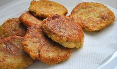 Scalloped potatoes- my weakness. Potato Fritters, Vegan Dishes, Greek Recipes, Tandoori Chicken, Salmon Burgers, Vegan Vegetarian, Food Porn, Veggies, Food And Drink