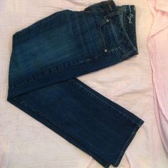 EUC American Eagle AEO jeans EUC American Eagle Jeans. favorite Boyfriend. Some minimal wear on the hem, please see the second picture. American Eagle Outfitters Jeans Boyfriend