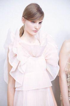 Blush pink chloé