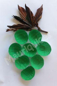 Mauriquices: São verdes as uvas!