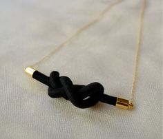 Zee Rope Necklace @Sara // Threadbare Supply Co.... think about it