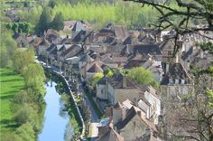 PBV Noyers-sur-Serein a medieval village in Serein valley France Beaux Villages, France Europe, Countryside, Places, Serein, Burgundy, Travel, Monuments, Rustic