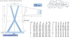 Ravelry: Cross Pockets by Jutta von Hinterm Stein B 13, Sweater Knitting Patterns, Knitting Ideas, Pocket Pattern, Open Cardigan, Ravelry, Design, Crosses, Pockets