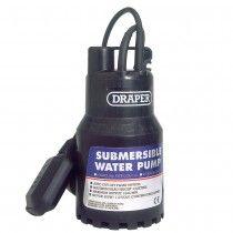 Draper SWP120A Submersible Clean Water Pump 240v