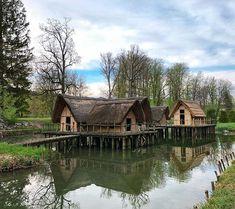 #Pfahlbauer #Pfahlbauten #BackInTime #Park #BallyPark #Schweiz #Switzerland