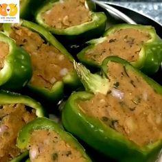 Easy Samosa Recipes, Aloo Recipes, Paratha Recipes, Spicy Recipes, Chef Recipes, Cooking Recipes, Chaat Recipe, Jamun Recipe, Capsicum Recipes