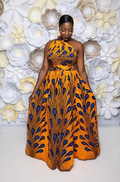 There are a variety of ways to make oneself look superb with an Asoebi style, Even if you are reasoning on what to create and slay with an Nigerian Yoruba dress styles. latest asoebi styles for occasions come in a lot of patterns and designs. African Fashion Ankara, Latest African Fashion Dresses, African Print Fashion, African Dashiki, African Dresses For Women, African Print Dresses, African Attire, Nigerian Dress Styles, Ankara Dress Styles