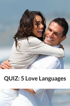 """QUIZ TIME! What love language are you and what app does your partner need to download to speak it!  We couldn't agree more with the """"Thoughtful Gifts"""" answer :)"""