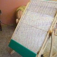 Jubilant Rest Farm & Weavers Rapid Warp Loom - Oronogo, MO | Square Market