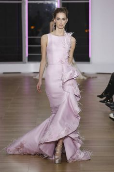 Georges Chakra Couture Spring Summer 2018 Paris