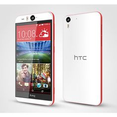 HTC Desire EYE, featuring 13 MP front and rear cameras with LED flash, full-HD display with Corning Gorilla Glass protection powered by a GHz quad-core Snapdragon 801 processor running Android KitKat goes official. Technology Gadgets, Tech Gadgets, Htc Desire Hd, Selfies, Latest Mobile Phones, Mobile Shop, Htc One M8, Eye Roll, Flash