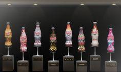 Szalone butelki Coca-Coli | Crazy Coca-Cola bottle | Loco Coca-Cola botella
