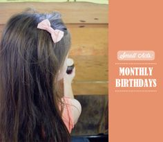 """""""Monthly birthdays"""" - set some special time aside for your child every month on the day they were born. Focus on one child, no siblings. Parenting Articles, Parenting Ideas, Birthday Traditions, Mindful Parenting, Raising Girls, Toddler Fun, Play To Learn, Early Learning, Teaching Kids"""