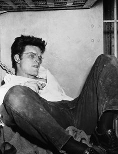 In January teenagers Charles Starkweather and Caril Ann Fugate went on a killing spree that began in Nebraska and ended near Douglas, Wyo. Starkweather was later executed in Nebraska, Famous Serial Killers, Ted Bundy, Bonnie N Clyde, Evil People, Young Life, Criminology, True Crime, Mug Shots, The Past