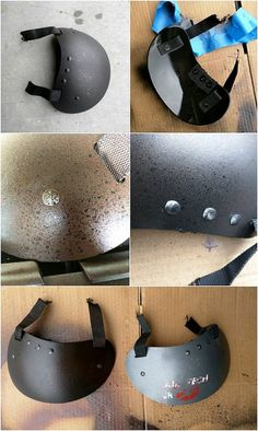 diy costume. How to make Mad Max's shoulder pad from Mad Max: Fury Road