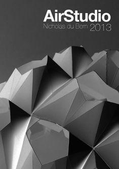 Nicholas du Bern  Design journal for Studio AIR 2013, semester 1, at the University of Melbourne.
