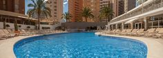 Hotel RH Princesa Benidorm - Zona piscina