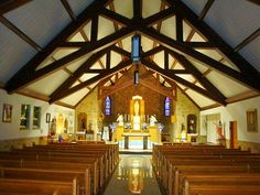 """Many are unfamiliar with the many beautiful Catholic shrines found in the USA. You may ask yourself, """"Are there any Catholic shrines near me?"""" Here is a list of some of the best Catholic shrines in the USA. Are these Awesome Catholic Shrines on Your List? Adele, The Good Catholic, Catholic Herald, Roman Catholic, Catholic Churches, Cathedral Church, Place Of Worship, Blessed Mother, Jaba"""