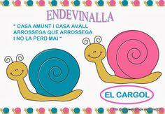 ENDEVINALLA DEL CARGOL - brichi Monferrer - Álbumes web de Picasa