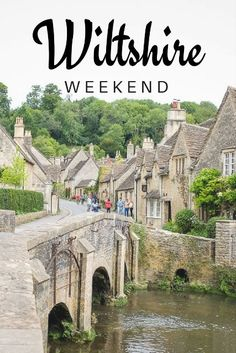 Weekend in Wiltshire, England