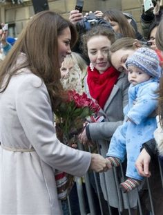 Tips for the Royals: Things not to say to a woman in labor