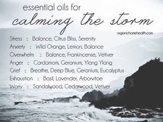 Essential oils and moods