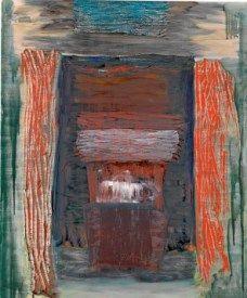 Matias Lehto, Maalaus, 128 x 123, Oil on hardboard / The winner of 2007