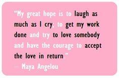 My GREAT HOPE...