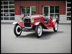 F82 1929 Ford Model A Speedster Runabout  Photo 1