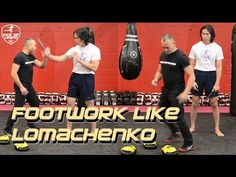 DIRTY BOXING: Footwork from Kalis Ilustrisimo - YouTube