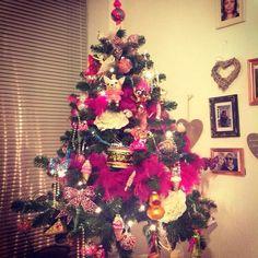 Kerstboom bij Kimberley en Mark