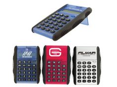 The plastic flip cover Promotional Calculator is a fun product with a unique opening mechanism - with the push of a button the cover flips open to reveal the display and elevate the calculator for easy use - http://www.budgetpromotion.com.au/promotional-merchandise/promotional-calculators/Flip-Cover-Calculator.html #personalised #logo