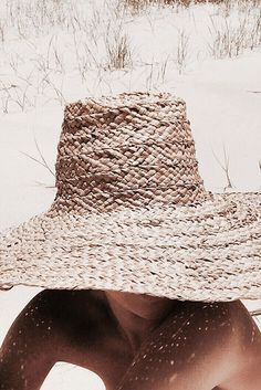 straw hat lady                                                                                                                                                      More