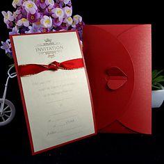 Elegant Wedding Invitation-Set of 50(More Colors) – USD $ 59.99