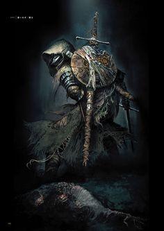 Dark Souls 3 Artbook: NPC Dark Souls 3, Dark Souls, артбук, Концепт-арт, NPC, персонаж, длиннопост