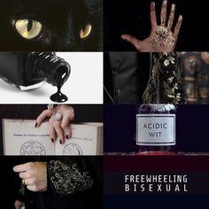 Magnus Bane!