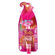 Girls 4-16 DreamWorks Trolls Poppy Retractable Lip Gloss, Multicolor
