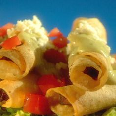 "Guy Fieri's ""No One Can Beato This Taquito"""