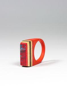 Ring By Simone Frabboni