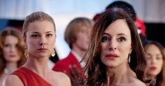 If you haven't watched the show Revenge, you should!!  It's a good story and lots of twists and turns.  Reminds a little of the TV show Dallas.