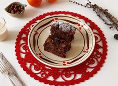 Torta al cioccolato fondente pere nocciole e miele
